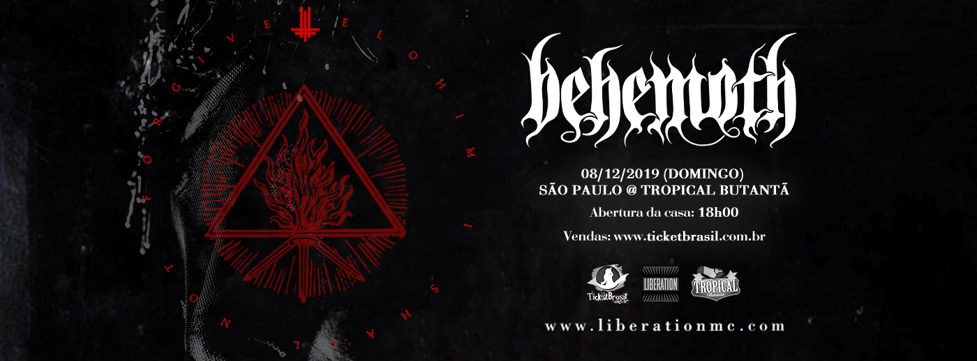 Liberation – Behemoth capa facebook